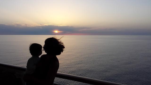 Crucero por el mediterráneo de Pullmantur con niños