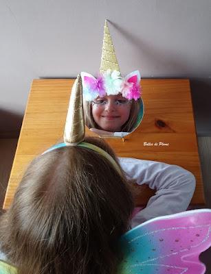 DIY Miroir Licorne