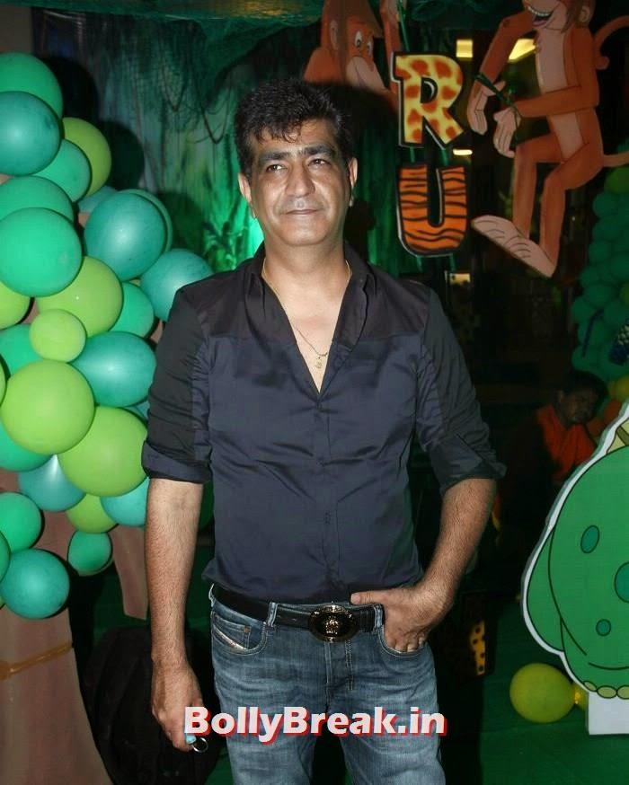 Kishan Kumar, Divya Khosla Kumar's son Ruhaan's Birthday Bash