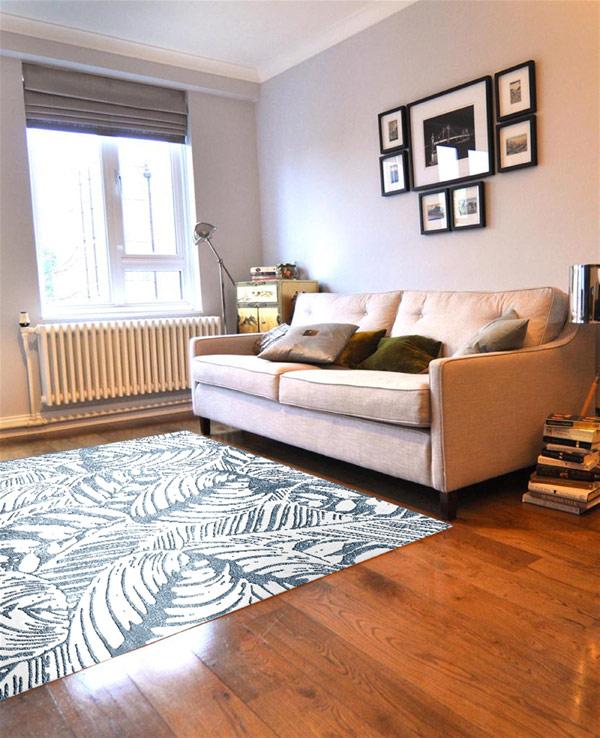 Hogares frescos suaves alfombras hechas a mano inspiradas - Alfombras suaves ...