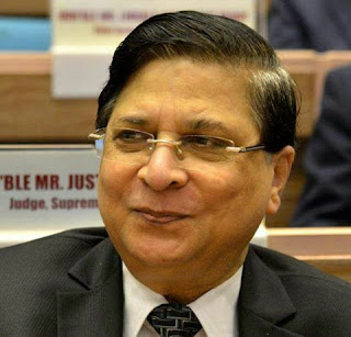 Justice Dipak Misra to be New Chief Justice of India