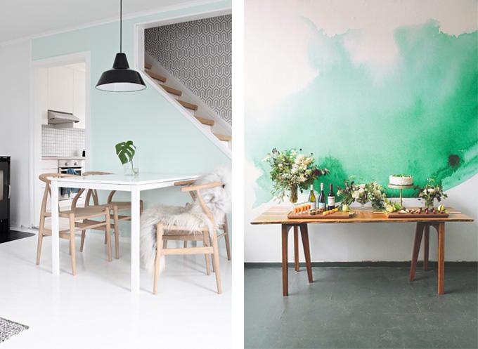 willy paris l 39 int rieur un mur de couleur. Black Bedroom Furniture Sets. Home Design Ideas