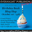 Evernight Birthday Bash