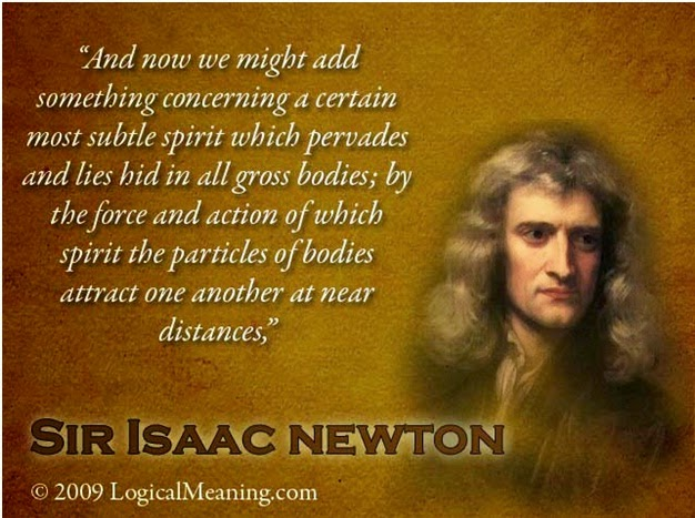 an analysis of geological observations in earth by isaac newton Sir isaac newton, the most influential scientist of the world was a respected polymath he was a physicist, a mathematician, an astronomer, natural philosopher, an alchemist and a theologian  today's modern and technically advanced era of scientific supremacy could not be possible without his scientific and mechanical contributions.