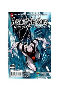 Anti-venom New way to live