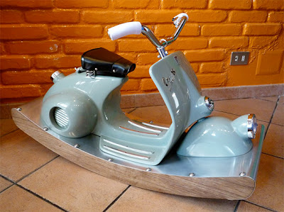 Creative Rocking Horses and Cool Rocking Horse Designs (15) 1