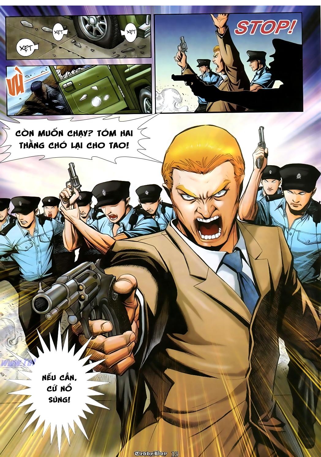 Người Trong Giang Hồ Chap 830 - Truyen.Chap.VN
