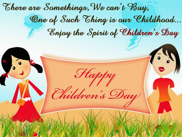 Happy Childrens Day 2017 Wallpapers
