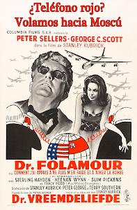 ¿Teléfono rojo? Volamos hacia Moscú (1964) DescargaCineClasico.Net
