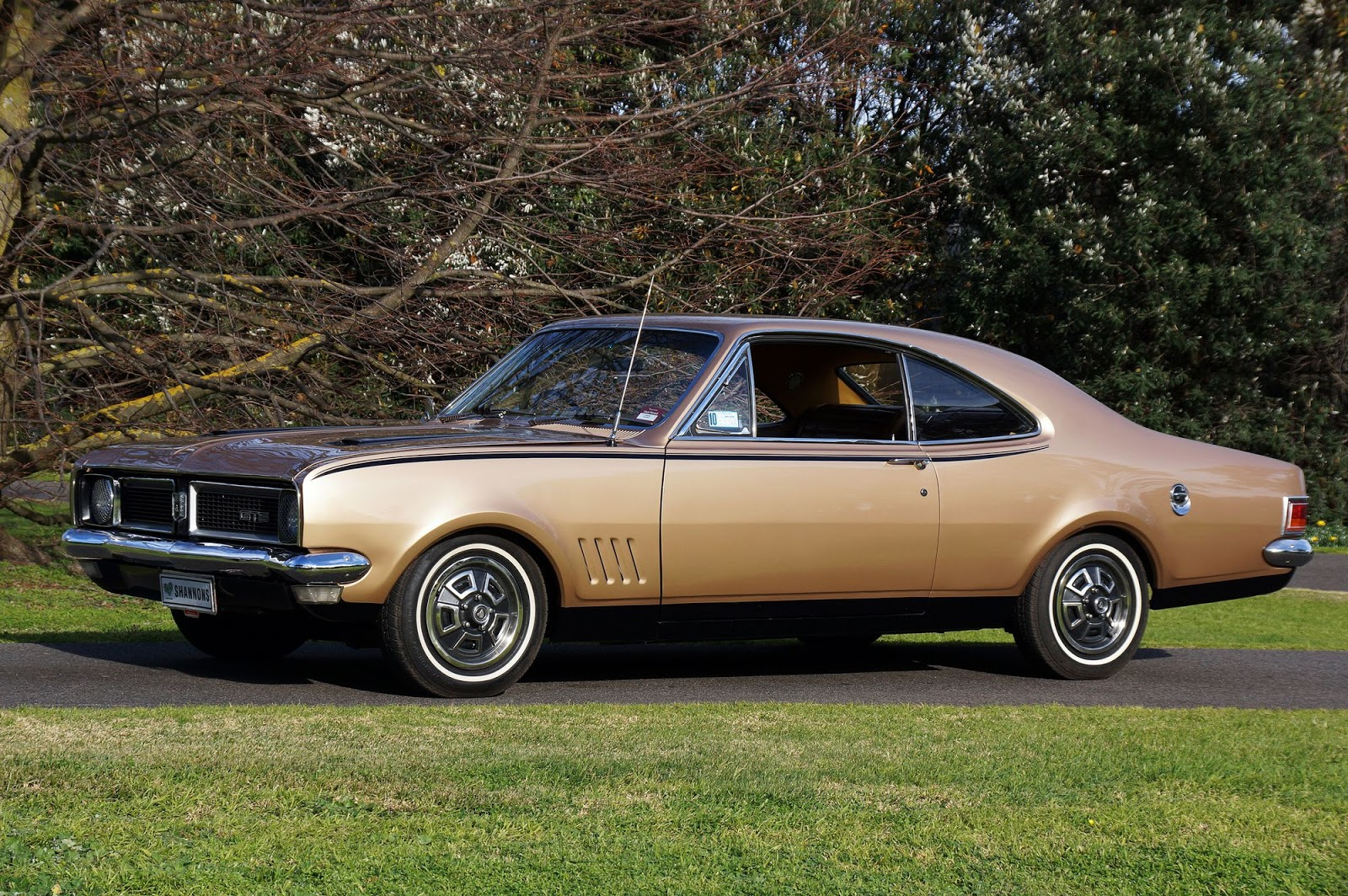 Desirable Classic Ford Falcon And Holden Models Auctioned