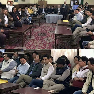 Hill parties unite to demand Gorkhaland