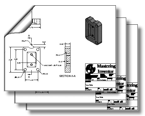 From the Trenches with Autodesk Inventor: Using AutoCAD