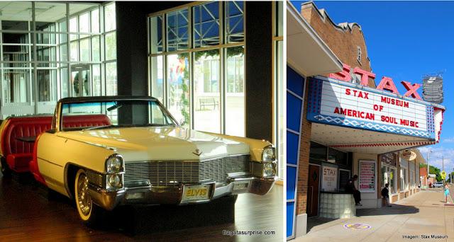 Atrações de Memphis: Graceland e o Stax Museum