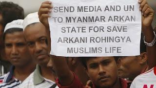 Turki Siapkan Armada Batu Rohingya