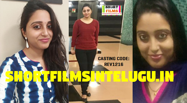 SHORT FILM ACTRESS FOR CASTING AVAILABLE