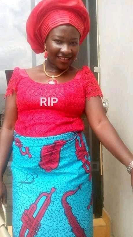 Lady dies minutes after childbirth, allegedly, as a result of a sacrifice (Aja) was placed in front of her father's house