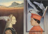 Gregorio Sabillón retratos inspirados en el renacimiento