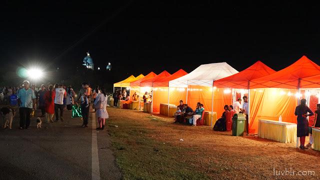 Carnival at Mysore Helipad