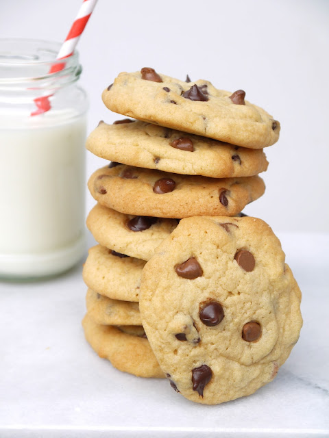 The Best Chocolate Chip Cookie Recipe The Betty Stamp