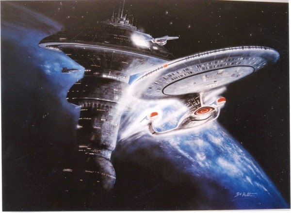 Far Future Horizons Can We Travel Faster Than Light