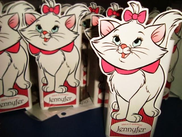porta lápi personalizado gatinha marie
