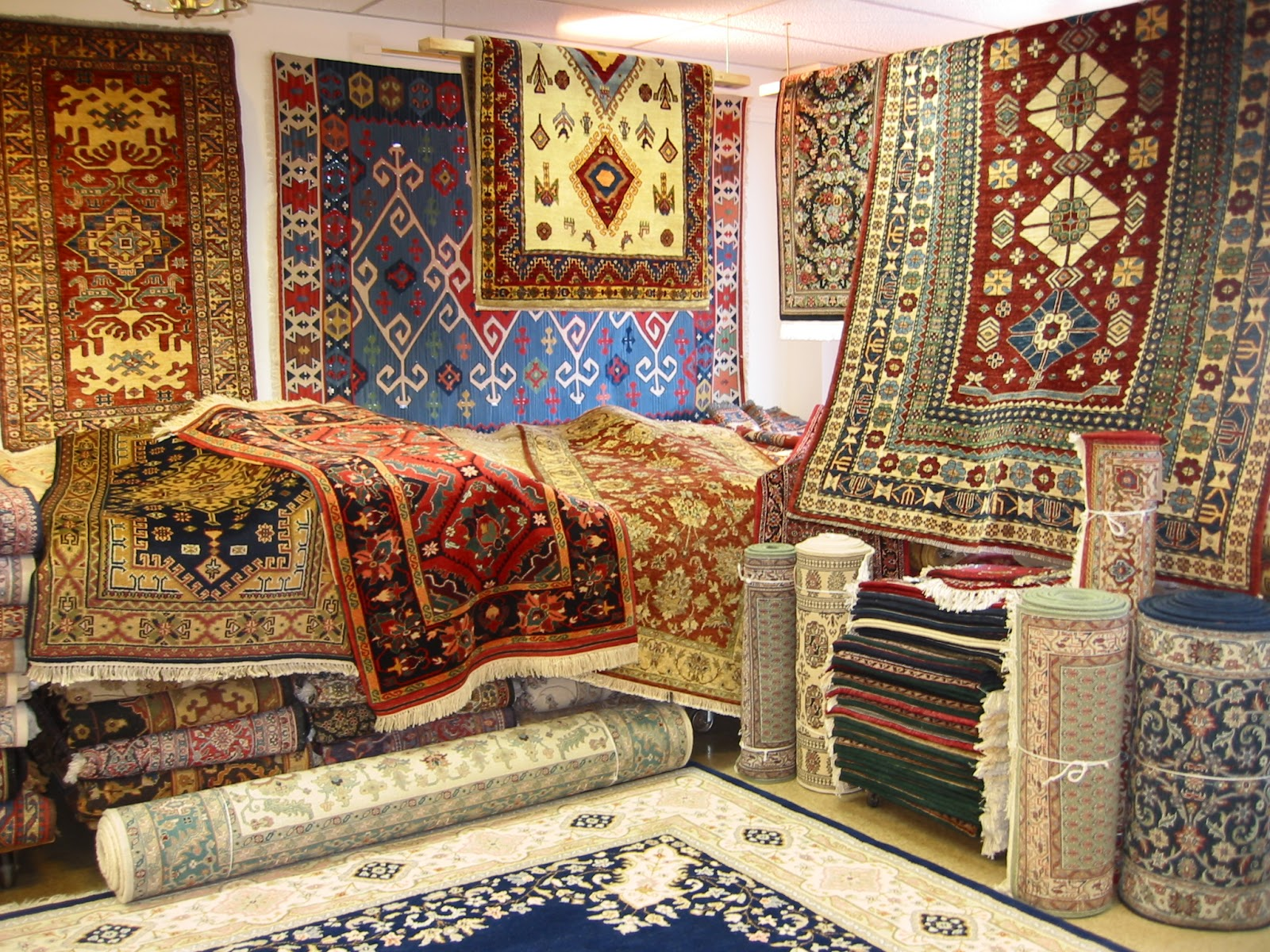 Oriental Rugs The Myths Market And More