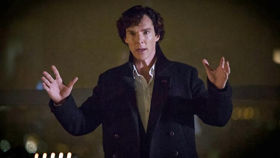 "BBC Sherlock Season 3 Episode # 3 ""His Last Vow ..."