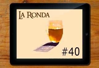 La Ronda 40 #LaRonda40 Invasión de jueces del BJCP dorado y en botella