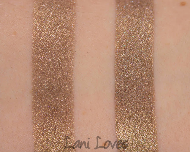 Notoriously Morbid Eyeshadow - #Basic Swatches & Review