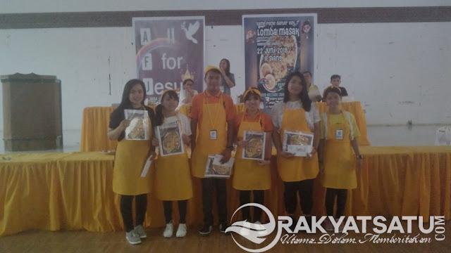 Ini Dia Pemenang Lomba Masak Sehat dan Bergizi di Toraja