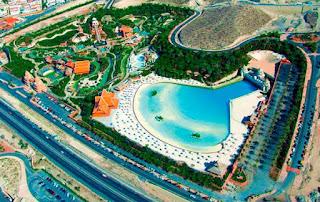 Siam Park en Tenerife, España, es el mejor parque acuático del mundo