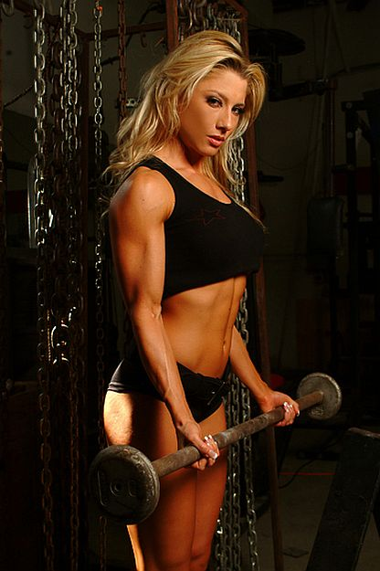 Jen Cook - Fitness Model