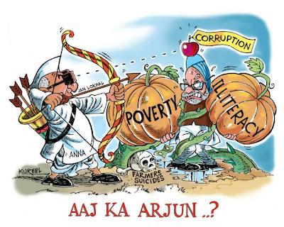India Against Corruption Cartoons This Is Quite Good
