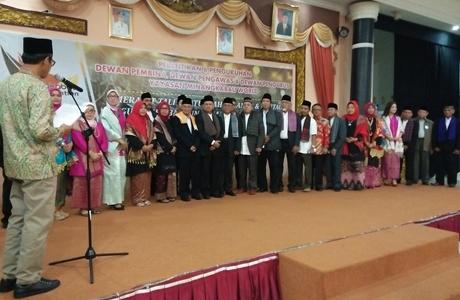 Pererat Hubungan Ranah dan Rantau, Gubernur Irwan Kukuhkan Yayasan Minangkabau Word