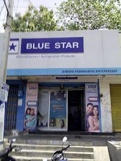 shesha padmavathi enterprises  Refregeration dealers tirupati