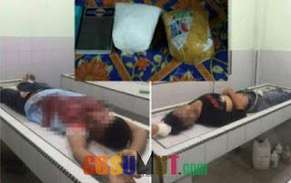 Bawa 2 Kg Sabu, 2 Bandar asal Aceh Ditembak Mati Polisi