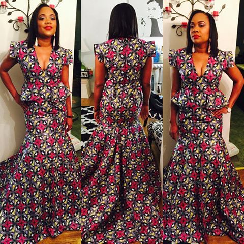 Latest Ankara Styles 2017 In Nigeria For Ladies Only
