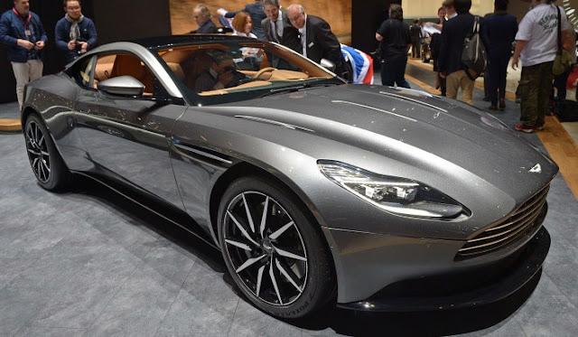 2016 Aston Martin DB11 Price Canada