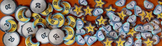 When I Dream - points tokens | Random Nerdery