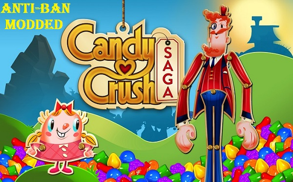 Download Candy Crush Saga Mod Apk AntiBan Game