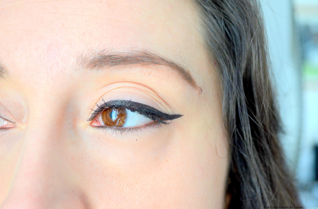 eyeliner feutre - eyeliner crayon - regard - yeux