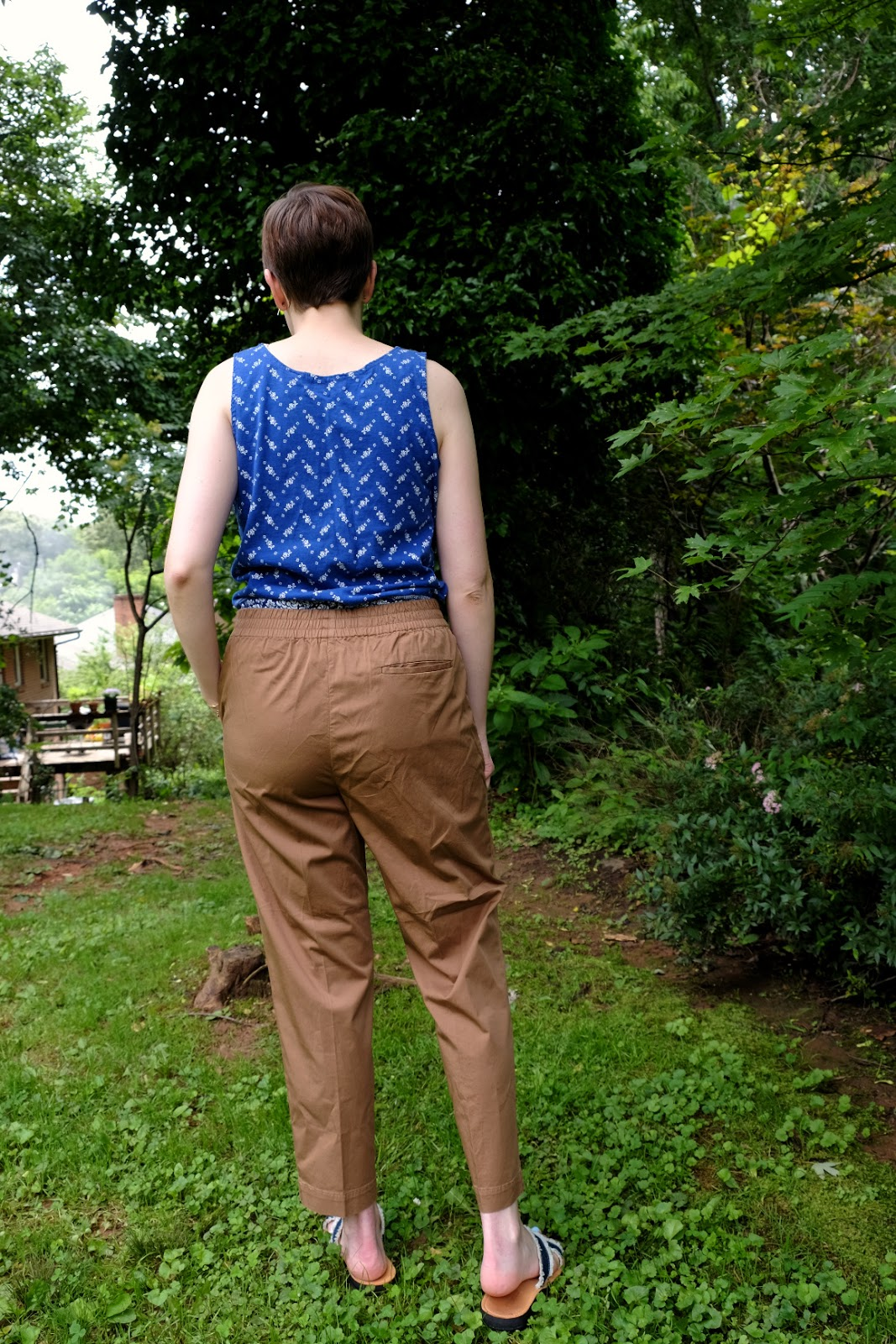 Everlane Easy Chino Review with pictures stylewise-blog.com