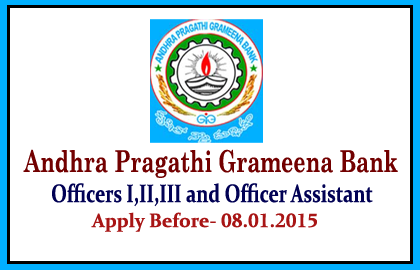 Andhra Pragathi Grameena Bank Recruitment