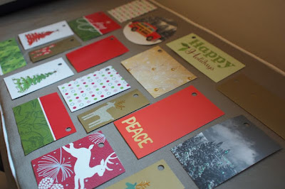 http://www.imperfecthomemaking.com/2011/12/what-to-do-with-old-christmas-cards.html