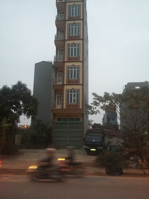 nhà phố Phú Lương