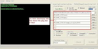 Cara Flash Nokia 206 RM-872 Via USB