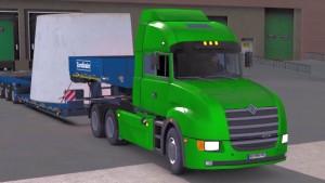 Ural 6464 truck mod