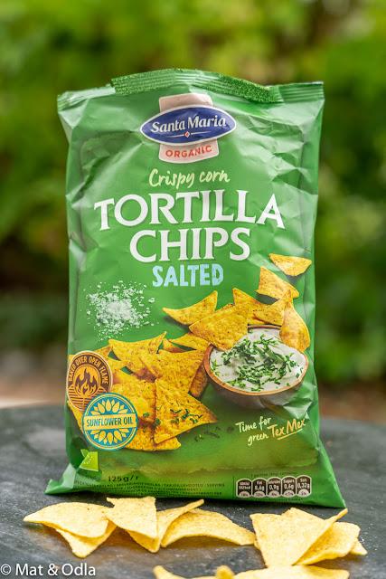 tortilla chips salted