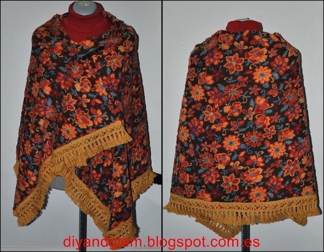 DIY capa manta