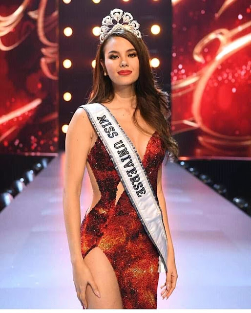 Know More about Miss Universe 2018 Catriona Gray